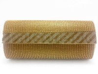 Sparkly Bridal Clutch - Golden in Pakistan