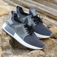 NMD Mastermind Grey Sports Shoes in Pakistan