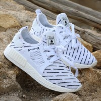 NMD Mastermind White Sports Shoes in Pakistan