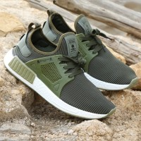 NMD Mastermind Green Sports Shoes in Pakistan