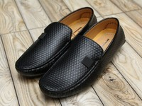 Comfortable Stylish Men's Loafers Black in Pakistan