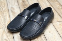 Comfortable Stylish Men's Loafers Blue in Pakistan