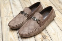 Comfortable Stylish Men's Loafers Coffee in Pakistan