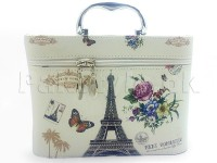 Eiffel Tower Cosmetics Storage Box in Pakistan