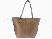Ladies Tote Bag - Brown in Pakistan