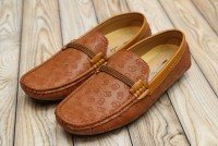 Men's Designer Loafers Camel in Pakistan