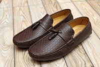 Tussel Shoes For Men's Dark Brown in Pakistan