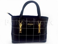 Women's Fashion Handbag - Black in Pakistan