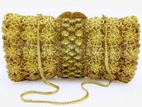 Luxury Rhinestone Bridal Clutch in Pakistan