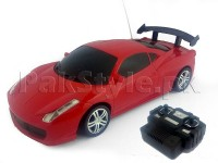 Red Remote Control Car in Pakistan