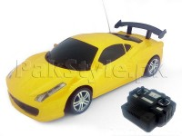Yellow Remote Control Car in Pakistan