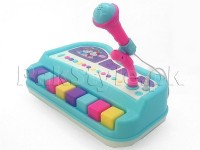Kids Piano Keyboard Toy with Microphone in Pakistan