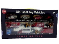 Die-Cast Toy Vehicles Set in Pakistan