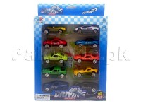 Die-Cast Toy Car Set in Pakistan
