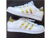 Men's Superstar Bounce Shoes - White in Pakistan
