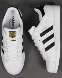 Women's Superstar Bounce Shoes - White in Pakistan