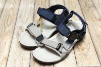 SKVLF Double Shaded Two Strap Casual Sandals in Pakistan