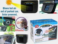 Auto Cool Solar Powered Car Ventilation System in Pakistan