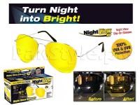 Night View NV Aviator Glasses in Pakistan