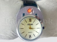 USB Flameless Lighter Watch in Pakistan