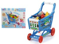 Kids Shopping Trolley Toy 38-Pieces in Pakistan