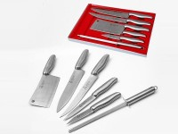 6-Piece Stainless Steel Knife Set in Pakistan