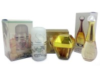 Pack of 3 Perfumes for Women 25 ML in Pakistan