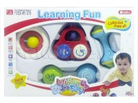 Let's Grow Up Joy Fully Baby Rattle Set in Pakistan