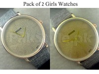 Pack of 2 Bolun Watches For Girls in Pakistan