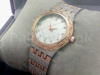 Two-Tone Women's Fashion Watch Price in Pakistan