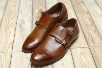 Men's Designer Formal Shoes - Brown in Pakistan