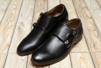 Men's Designer Formal Shoes - Black in Pakistan
