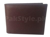 Men's Leather Wallet with Coin Pocket Price in Pakistan